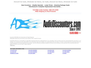 AudioDiscounters