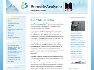 Burnside Analytics