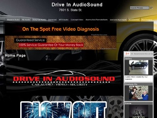 Drive In Audio Sound
