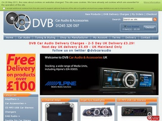 DVB Car Audio