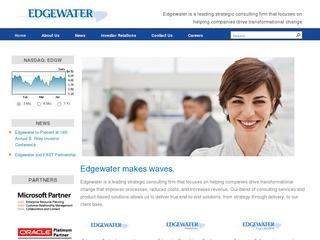 Edgewater Technology Inc