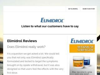 Elimidrol Reviews