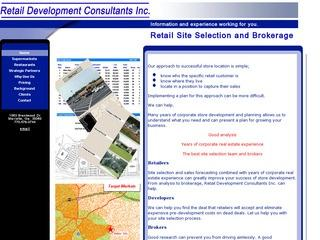 Retail Development Consultants, Inc.