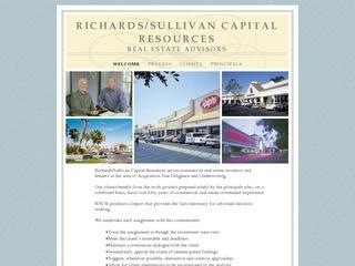 Richards/Sullivan Capital Resources